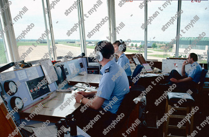 Royal Air Force Coltishall - Control Tower - stmphoto 180574