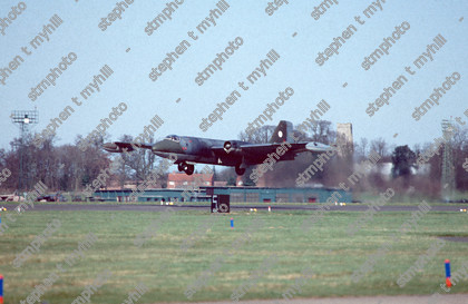 English Electric Canberra - Mk 4 WT480 - No.231 Operational Conversion Unit - Royal Air Force - stmphoto 180033