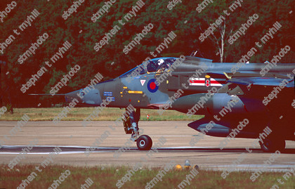 Sepecat Jaguar GR1 - 41 Squadron - XZ103 - Royal Air Force - stmphoto 180945