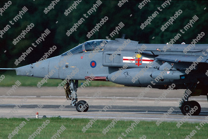 Sepecat Jaguar GR3 - 41 Squadron - Royal Air Force - stmphoto 180430