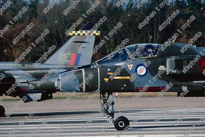 Sepecat Jaguar GR1 - 6 Squadron - Royal Air Force - stmphoto 180442