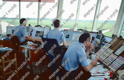 Royal Air Force Coltishall - Control Tower - stmphoto 180572