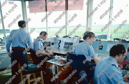 Royal Air Force Coltishall - Control Tower - stmphoto 180621