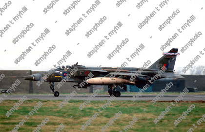 Sepecat Jaguar GR1 - 6 Squadron - XX733 - Royal Air Force - stmphoto 180330