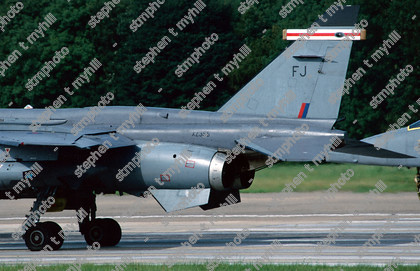 Sepecat Jaguar GR3 - 41 Squadron - XZ355 - Royal Air Force - stmphoto 180519
