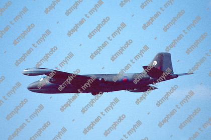 English Electric Canberra - Mk 4 WT480 - No.231 Operational Conversion Unit - Royal Air Force -stmphoto 180047