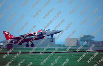 Sepecat Jaguar GR1 - 41 Squadron - XZ398 - Royal Air Force - stmphoto 180389