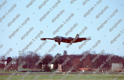English Electric Canberra - Mk 4 WT480 - No.231 Operational Conversion Unit - Royal Air Force - stmphoto 180028