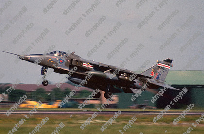 Sepecat Jaguar GR1 - 41 squadron - XZ357 - Royal Air Force - stmphoto 180233