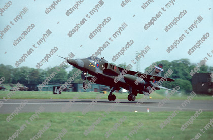 Sepecat Jaguar GR1 - 6 Squadron - Royal Air Force -stmphoto 180314