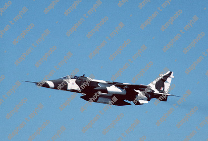 Sepecat Jaguar GR1 - 41 squadron - XZ363 - Royal Air Force stmphoto 180229