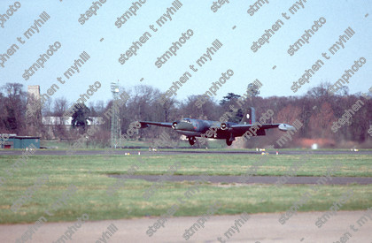 English Electric Canberra - Mk 4 WT480 - No.231 Operational Conversion Unit - Royal Air Force -stmphoto 180032